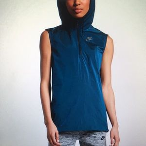 Nike Hypermesh Sportswear Pullover Running Vest 4